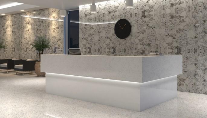 21 - Office - Branco Siberia, Branco Absoluto, Blanc du Blanc, Moonlight