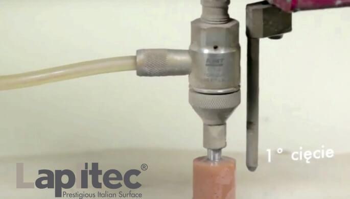 Lapitec: Waterjet - kolejność cięć