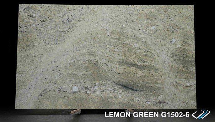 lemon-grren